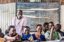 Advancing education in Kenya, one child at a time