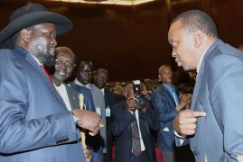 US warns S. Sudan president over refusal to sign peace deal