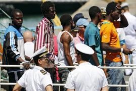 Over 4,400 migrants rescued off Libya coast on their way to Europe