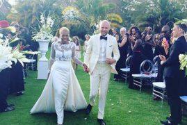 PHOTOS: Fashion stylist Annabel Onyango weds Sauti Sol's manager