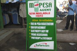 M-PESA wins global award at the Emerging Payment Awards
