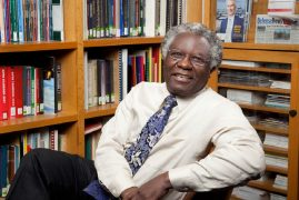 Prof Calestous Juma was a globally known researcher whose predictions came to pass