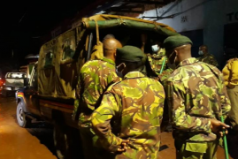 Over 200 Suspected Members Of MRC Arrested