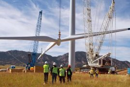 [VIDEO] Lake Turkana Wind Power turbines arrive in Kenya