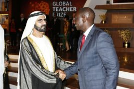 DP Ruto attends Global Education and Skills Forum in Dubai