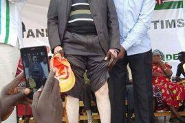 Video:CORD Kibra Rally