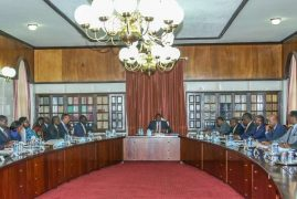 Budget and 2017 elections main agenda for Uhuru Cabinet retreat in Naivasha