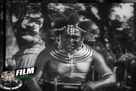 """Sanders of the River"" film featuring founding father Mzee Jomo Kenyatta"