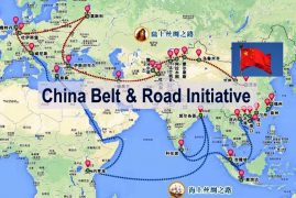 Data: An Integral Part of China's New Belt and Road Initiative Strategy in Africa