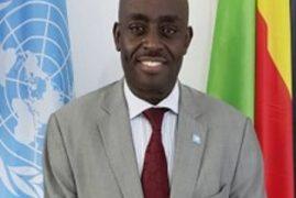 UN Secretary-General Appoints Kenyan Chris Mburu Coordinator In Congo
