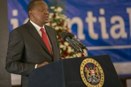 President Uhuru Kenyatta says ready to make own views and recommendations on IEBC to parliament committee