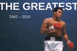 Boxing legend Muhammad Ali no more (74)