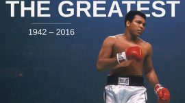 Boxing legend Muhammad Ali no more (74)