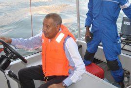 Lamu gets two boat ambulances from US organisation