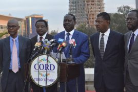 CORD, Jubilee 'agree' on four-member team to dialogue on IEBC stalemate