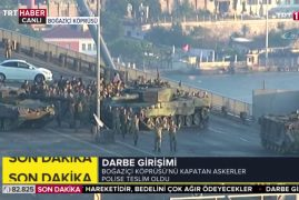 Turkey's government says attempted coup has failed