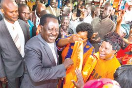 Jubilee MPs hit at Raila over claims loan cash was stolen