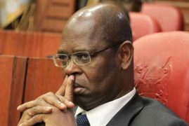 Kinisu bows to pressure, resigns as EACC chairman