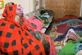 VIDEO: Cancer patients' misery in Kenya