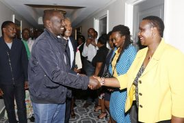 Photos:Deputy President William Ruto in  New York for the 71st UNGA. US-Africa Business Summit a key highlight. Security, terrorism & peace building major issues.