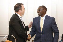 Kenya: Return On Investment Guaranteed in Kenya, DP Ruto Tells Americans