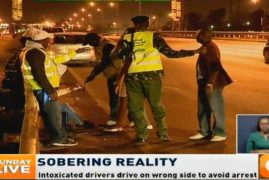 Video:Sobering reality in Kenya as 92 drivers arrested countrywide on Saturday night