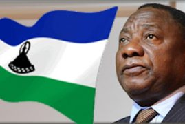 One killed, PM bodyguard injured in Lesotho shooting