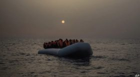 At least 140 migrants drowned after a boat carrying more than 200 people sank off the coast of Senegal.