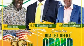 Deputy President William Ruto's UDA Party to Open Diaspora Office in the US