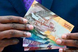 Kenyan Shilling Falls 1.1 Percent Against The US Dollar