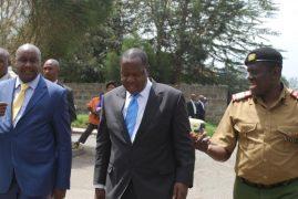 Families fleeing Nakuru before polls warned of arrest for incitement