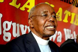 REV NJOYA CELEBRATES 50TH WEDDING ANNIVERSARY