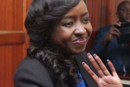 Ex Citizen TV News Anchor Jacque Maribe Declares Her Interest In Joining Politics.