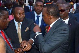Jubilee MP denies plotting DP Ruto downfall