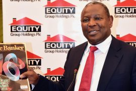 Equity Bank Ranked 35th Most Solid Bank in the World