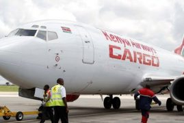 Ethiopia vs Kenya as East Africa's air hub.