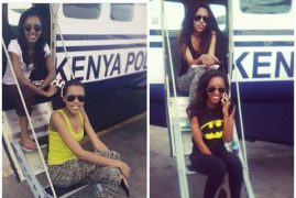 Police aircraft meant to ferry Recce squad to Garissa University was in Mombasa on a family trip