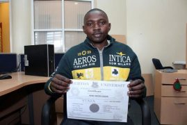 I AM READY TO GIVE UP MY KIDNEY FOR A JOB, SAYS GRADUATE