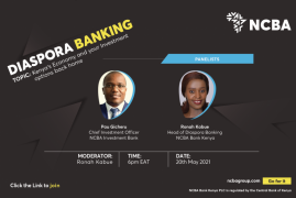 Kenya's Economy and your Investment Options Back Home NCBA Bank