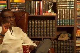 Why Raila Should Swear Himself In by Mutahi Ngunyi THE 5TH ESTATE