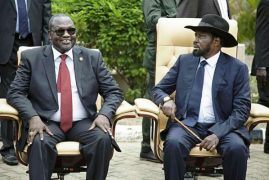 Kenya may soon be forced to freeze assets of South Sudanese warlords