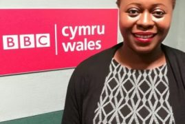 Cameroonian Academic, Olivette Otele has become the UK's first black woman History Professor.