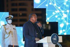 Uhuru Sings Praises For Safaricom In Ethiopia