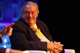 Richard Leakey Leads the Charge in Kenya's War on Elephant Poaching