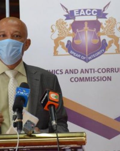 EACC Releases KEMSA Fraud Findings