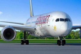 Ethiopian Airlines Becomes First African airline to acquire & operate Boeing 787-9 Dreamliner