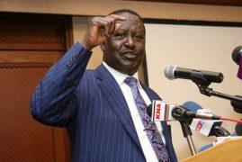 "Raila to face court battles as he names Eurobond ""Officials"""