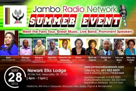 Jambo Radio Network brings you the Summer Event of the year in Delaware