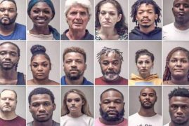 Kenyan man arrested in Georgia, USA, involved in a prostitution ring