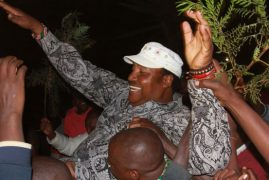 It wasn't personal Mr Governor, Waititu says after landslide win